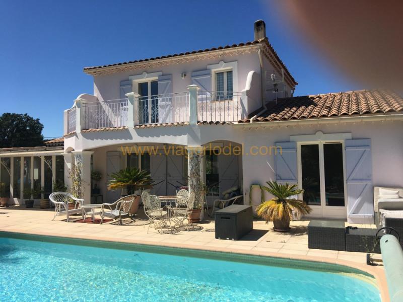 Vendita nell' vitalizio di vita casa Gonfaron 125000€ - Fotografia 1