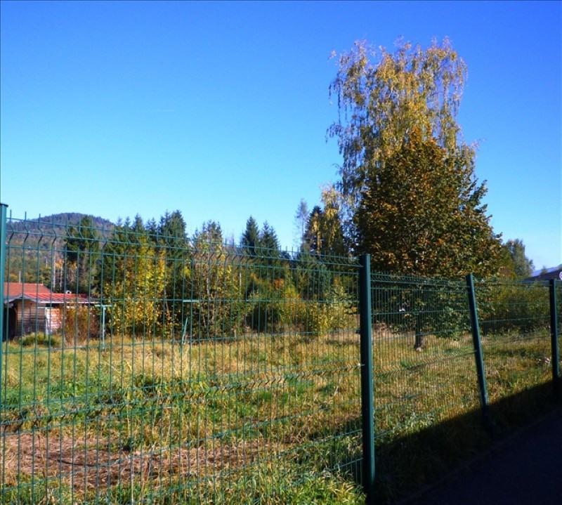 Vente terrain Le thillot 39580€ - Photo 2