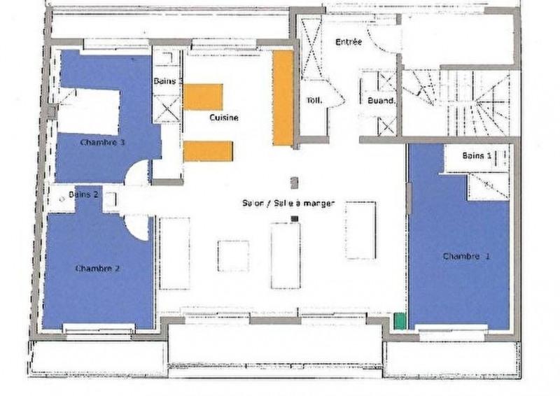Deluxe sale apartment La baule escoublac 850000€ - Picture 1