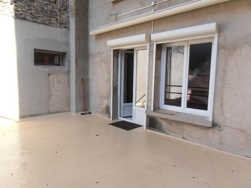 Sale apartment Nantua 130 000€ - Picture 7
