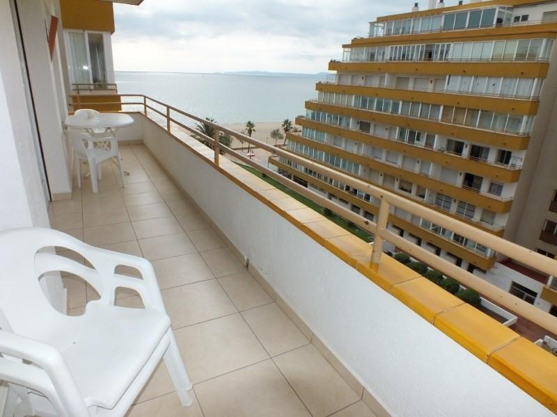Alquiler vacaciones  apartamento Roses santa-margarita 256€ - Fotografía 4