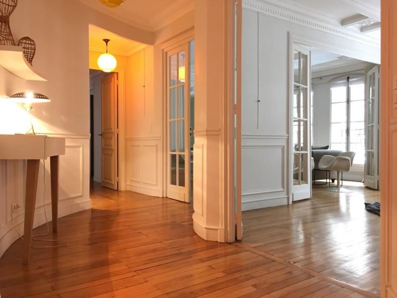 Alquiler  apartamento Paris 17ème 4350€ CC - Fotografía 5