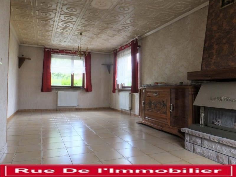 Sale house / villa Dambach 152900€ - Picture 3