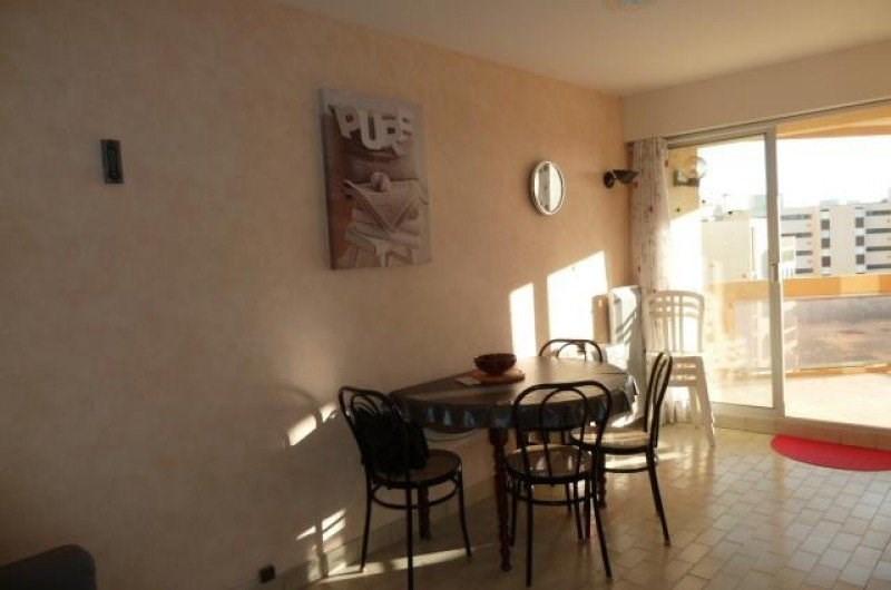 Vente appartement Canet plage 137000€ - Photo 4