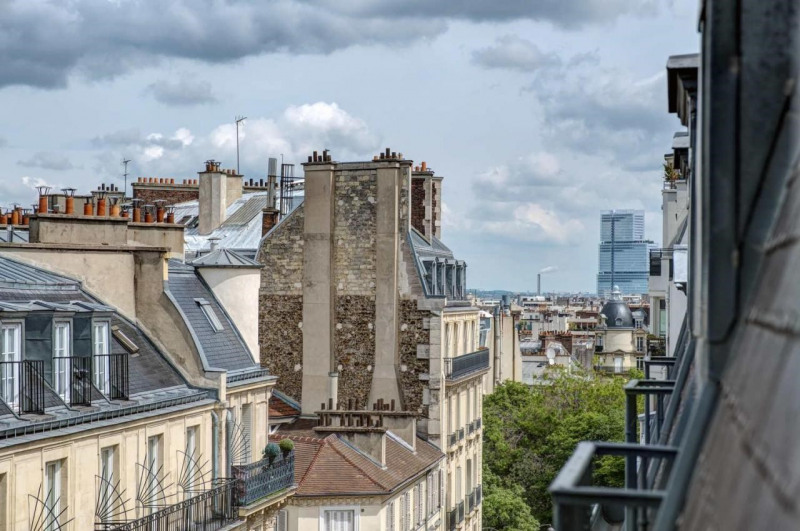 Location bureau Paris 17ème 5 417€ HT/HC - Photo 7