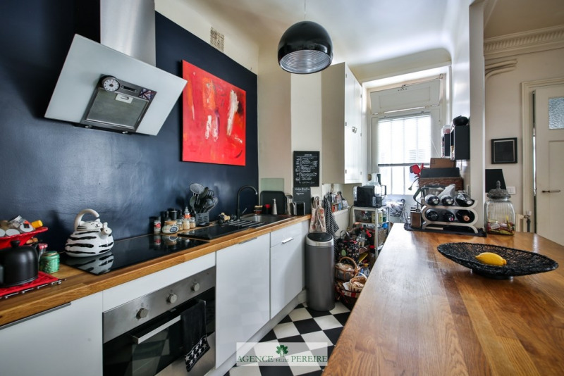 Vente maison / villa Paris 17ème 670000€ - Photo 8
