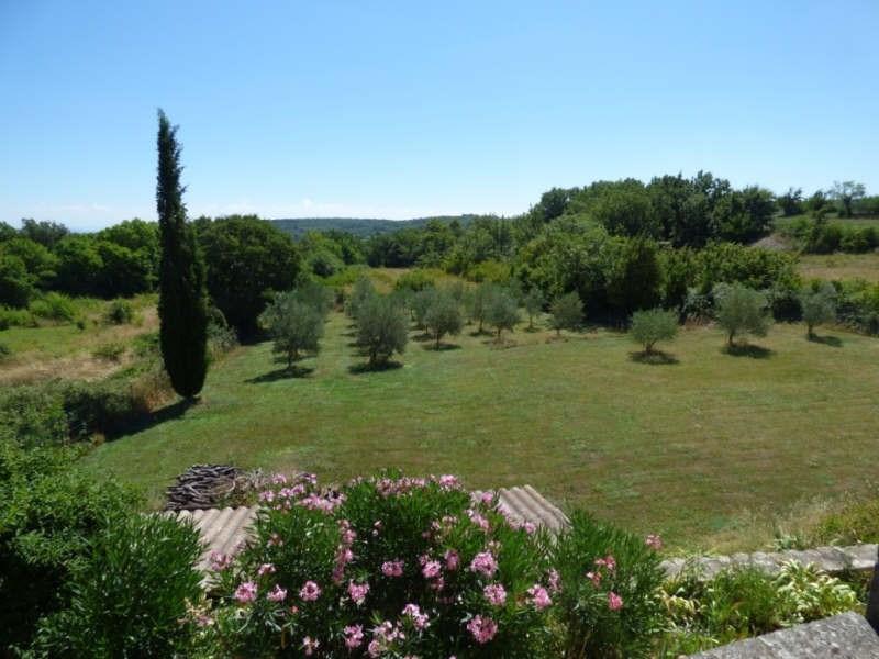 Verkoop van prestige  huis Goudargues 579000€ - Foto 2