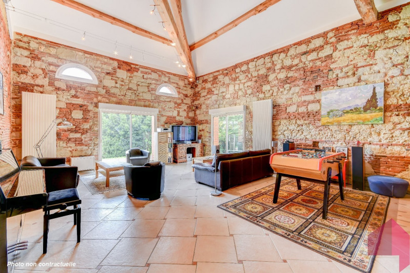 Vente de prestige maison / villa Verfeil 690000€ - Photo 8