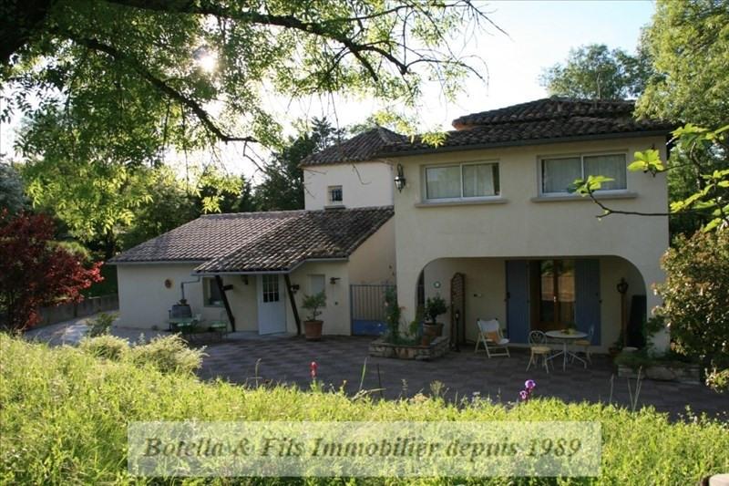 Vente de prestige maison / villa Barjac 526000€ - Photo 8