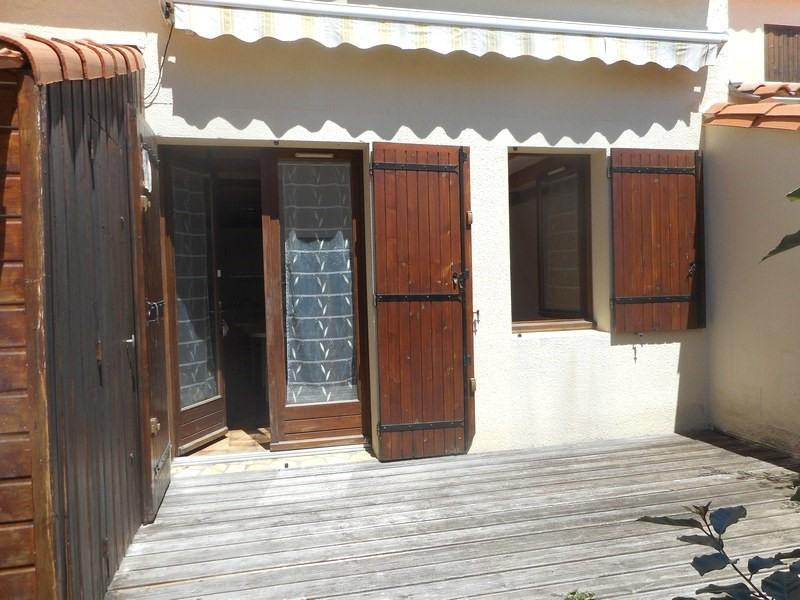 Alquiler vacaciones  casa Vaux-sur-mer 375€ - Fotografía 1