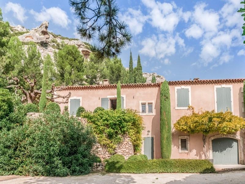 Deluxe sale house / villa Les baux-de-provence 2438000€ - Picture 3