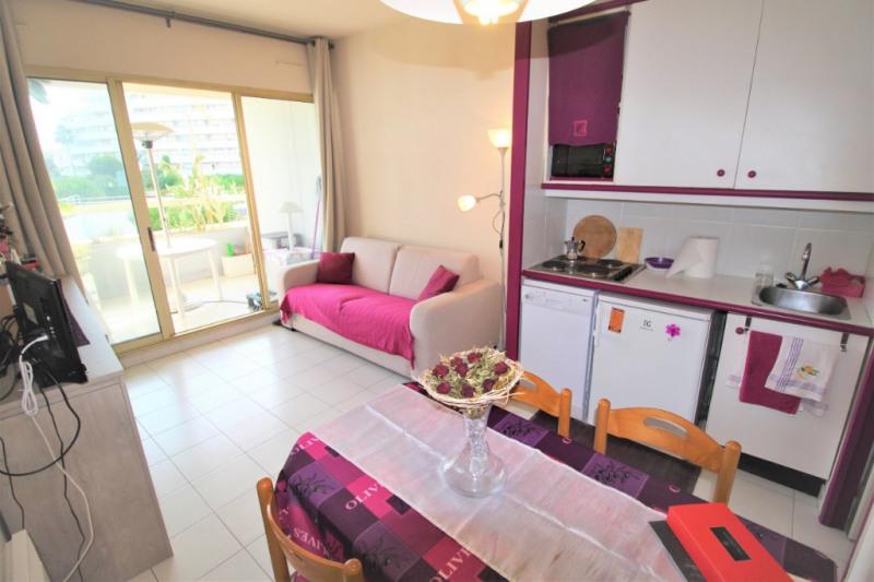 Sale apartment Villeneuve loubet 129900€ - Picture 3