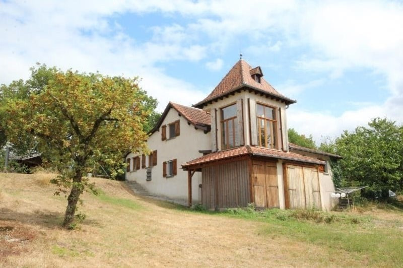 Deluxe sale house / villa Najac 250 000€ - Picture 1