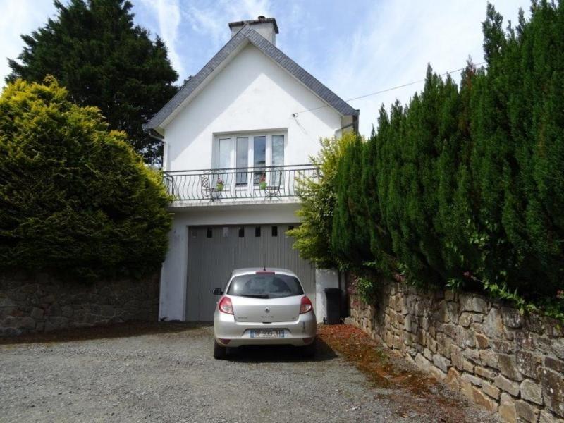 Vente maison / villa Callac de bretagne 58850€ - Photo 11