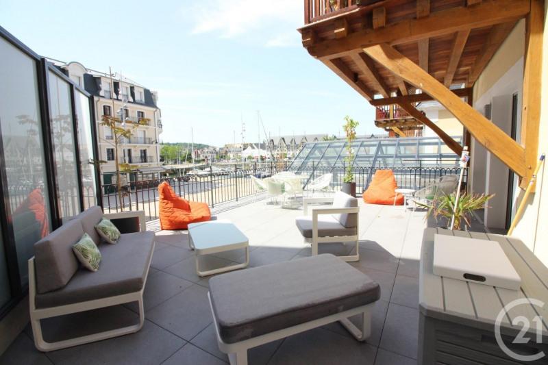Venta de prestigio  apartamento Deauville 935000€ - Fotografía 4