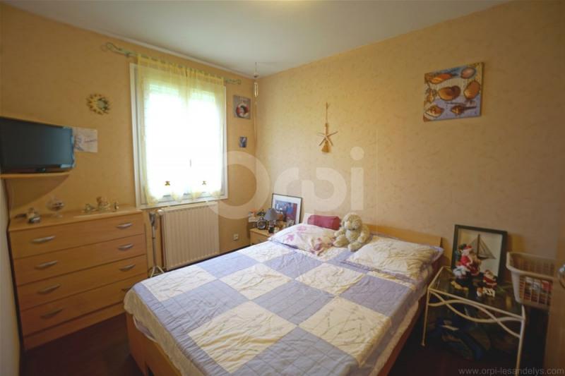 Vente maison / villa Pont saint pierre 158000€ - Photo 8
