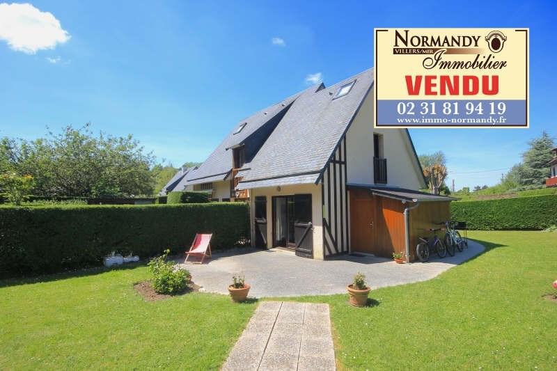 Vente maison / villa Villers sur mer 165000€ - Photo 1