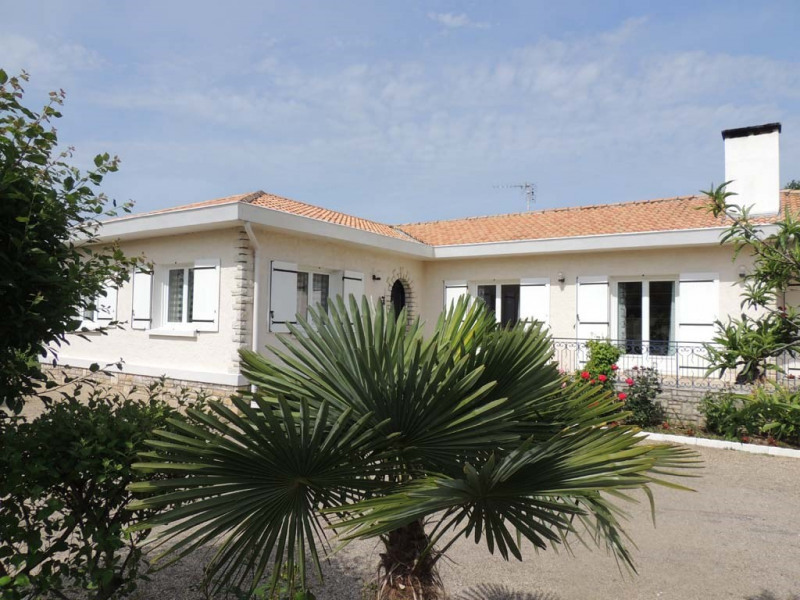 Vente maison / villa Medis 495000€ - Photo 1