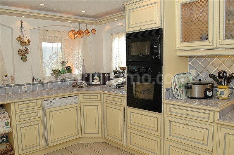 Vente maison / villa Bagnols en foret 440000€ - Photo 4