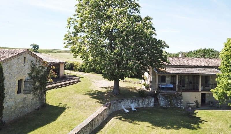 Verkoop  huis St mezard 475000€ - Foto 1