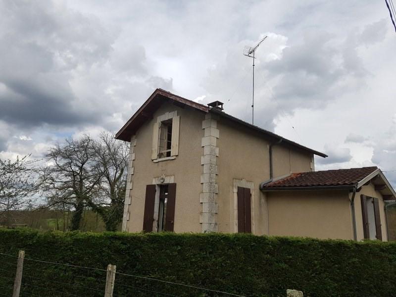 Vente maison / villa Orignolles 59000€ - Photo 1