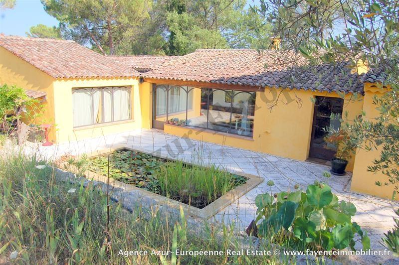 Deluxe sale house / villa Le canton de fayence 875000€ - Picture 13
