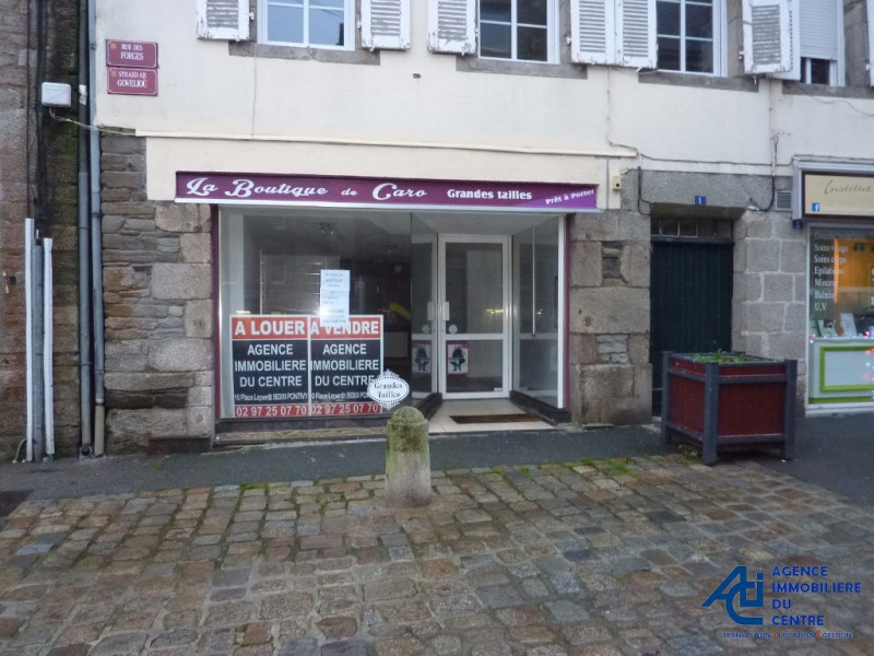 Sale empty room/storage Pontivy 74 200€ - Picture 4