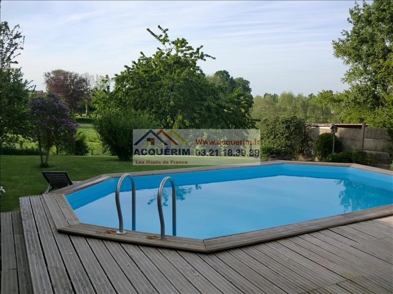 Vente maison / villa Mons-en-pévèle 399000€ - Photo 2