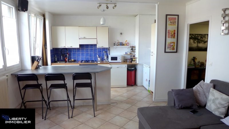 Vente appartement Trappes 143000€ - Photo 1