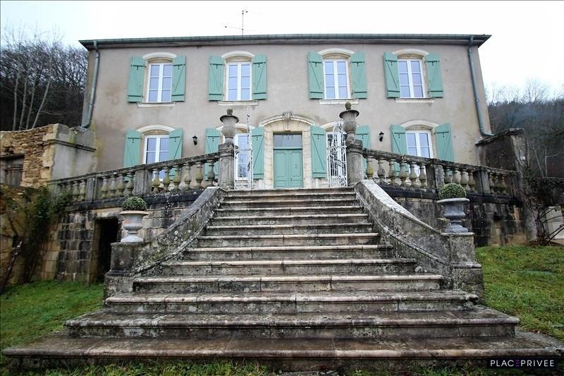 Sale house / villa Vezelise 295000€ - Picture 1