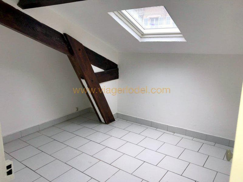 Viager appartement Nice 69500€ - Photo 1