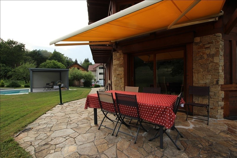 Deluxe sale house / villa Amancy 570 000€ - Picture 3