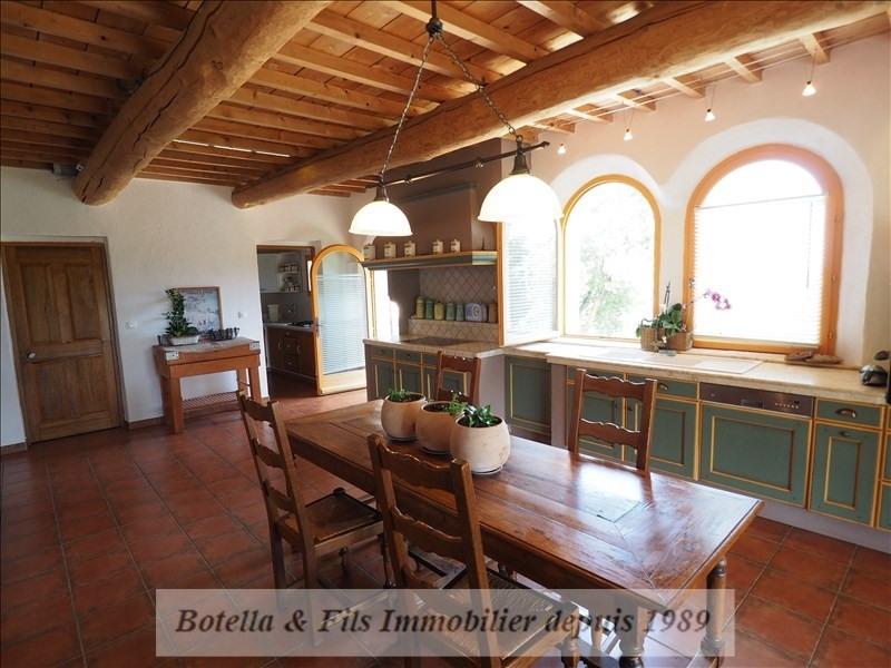 Verkoop van prestige  huis Uzes 929000€ - Foto 19