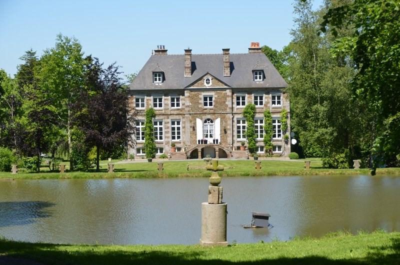 Immobile residenziali di prestigio castello Vire 850000€ - Fotografia 1