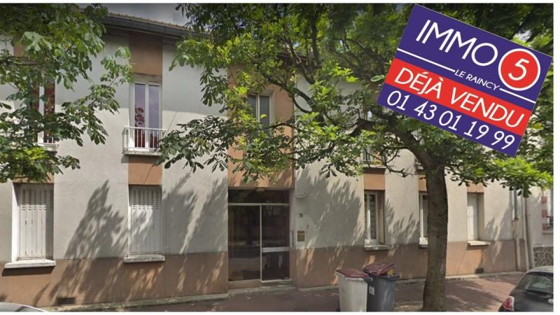 Vente appartement Le raincy 84000€ - Photo 1