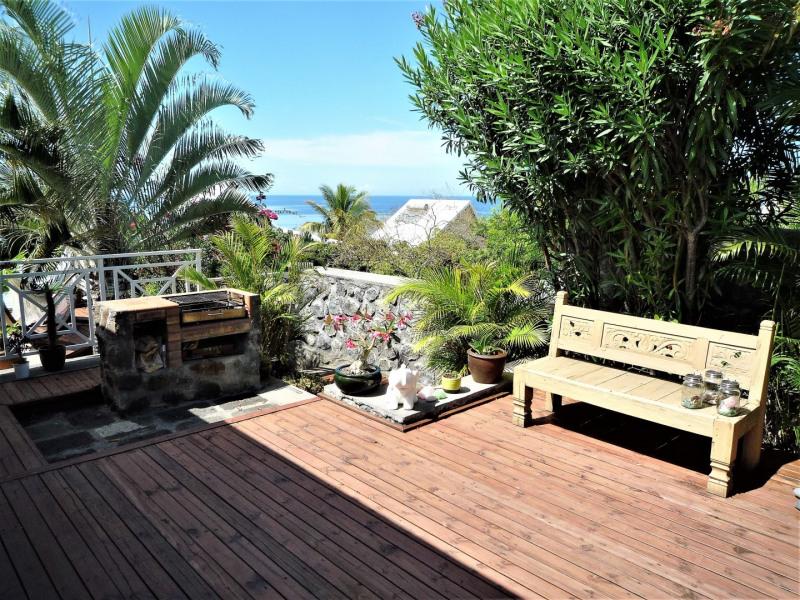 Vermietung von ferienwohnung haus Saint-leu 950€ - Fotografie 13