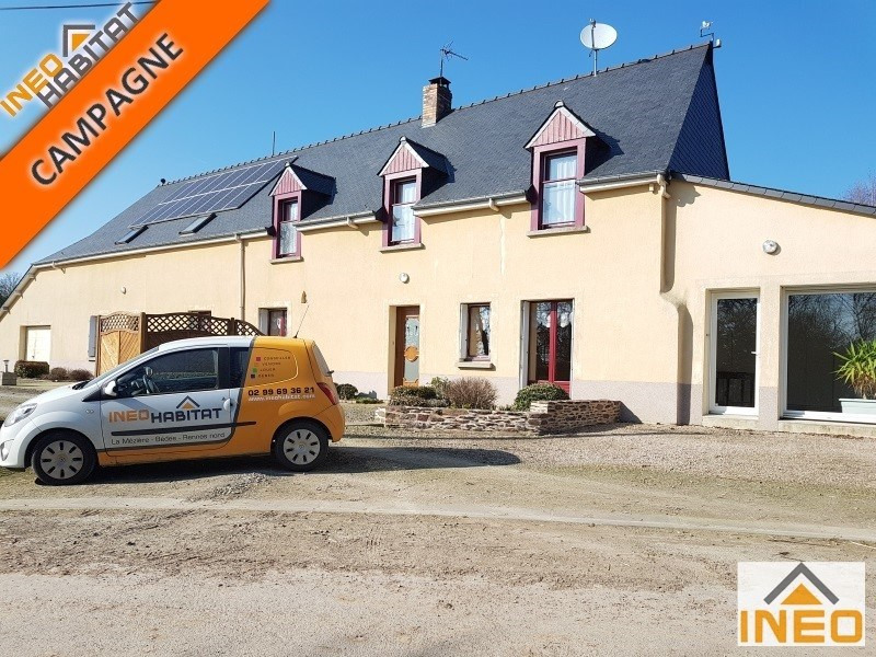 Vente maison / villa Iffendic 238 260€ - Photo 1