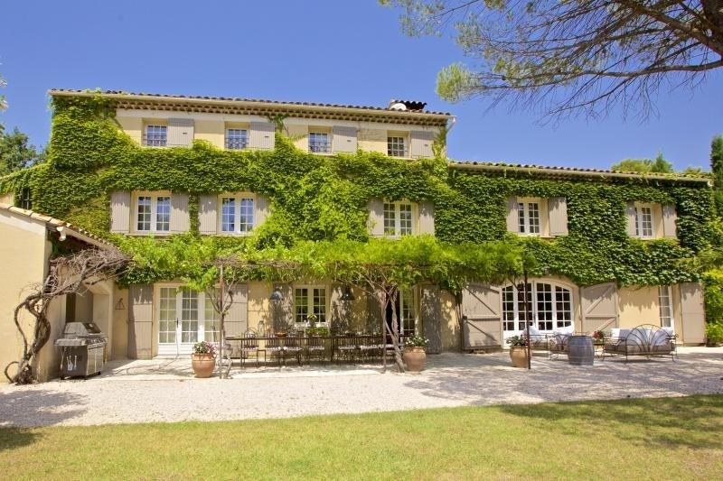 Venta de prestigio  casa Vernegues 1320000€ - Fotografía 1