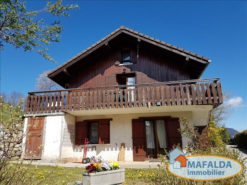 Sale house / villa Mont saxonnex 233000€ - Picture 1