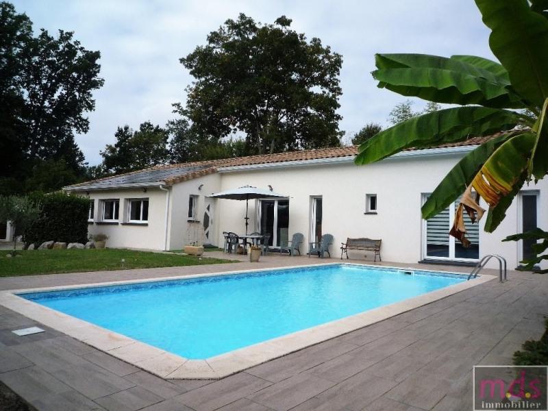 Vente maison / villa Saint-jean 491000€ - Photo 1