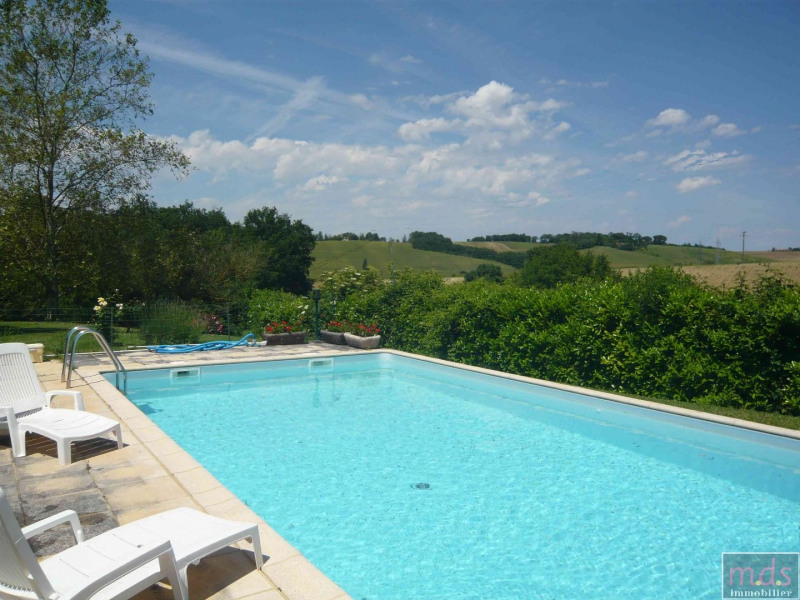 Deluxe sale house / villa Quint fonsegrives 475 000€ - Picture 2