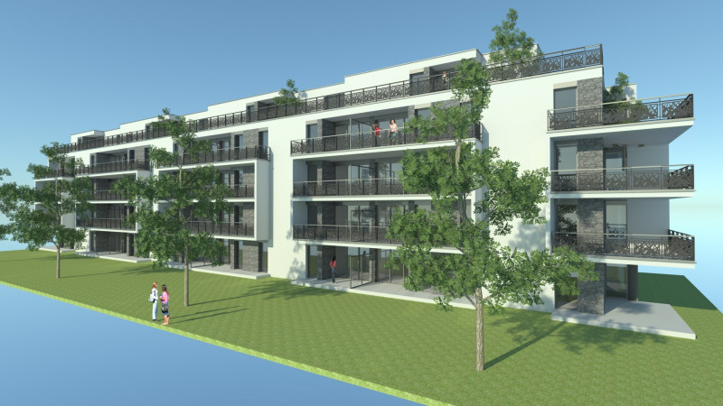 Produit d'investissement appartement Noisy le grand 365 000€ - Photo 1