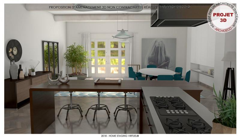 Vente maison / villa Althen des paluds 395000€ - Photo 8
