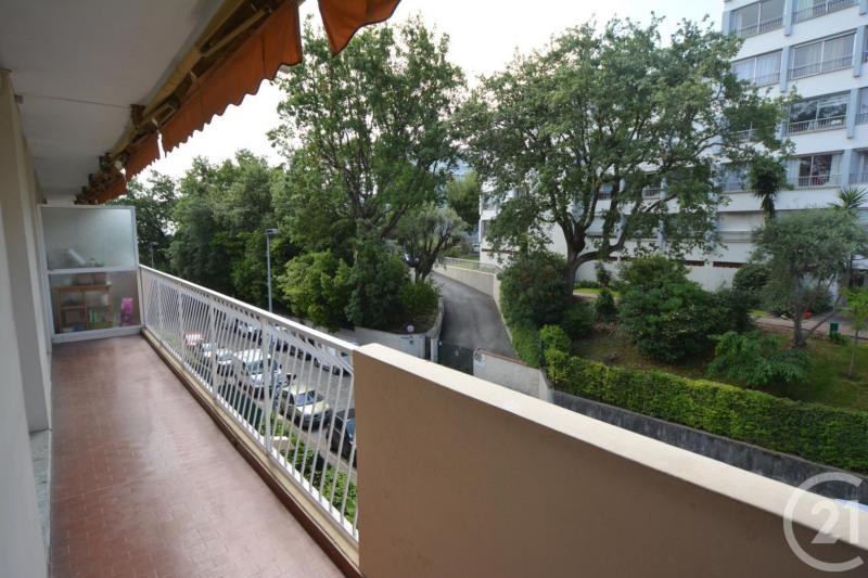 Verkoop  appartement Antibes 180200€ - Foto 1