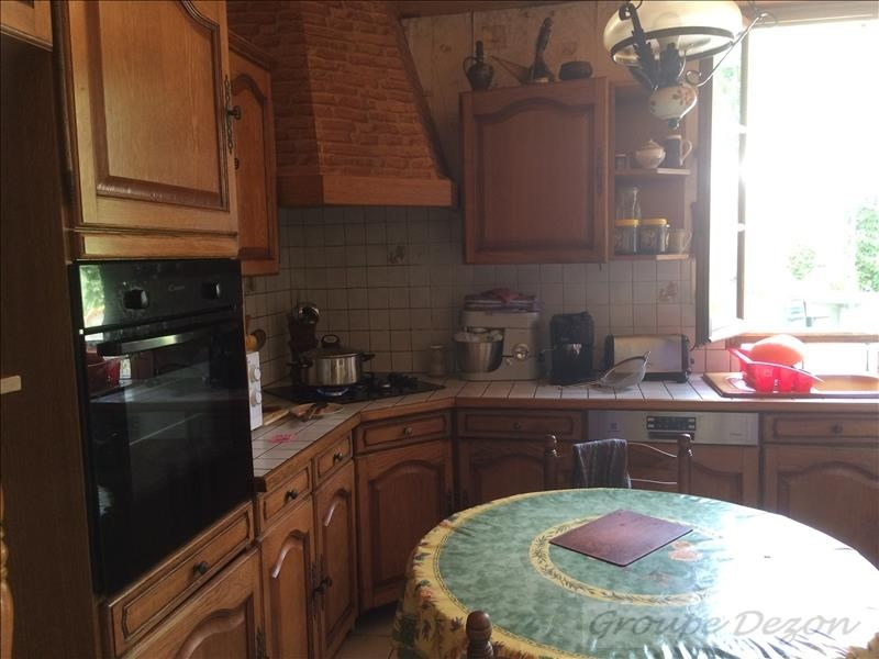 Vente maison / villa Lespinasse 252000€ - Photo 2
