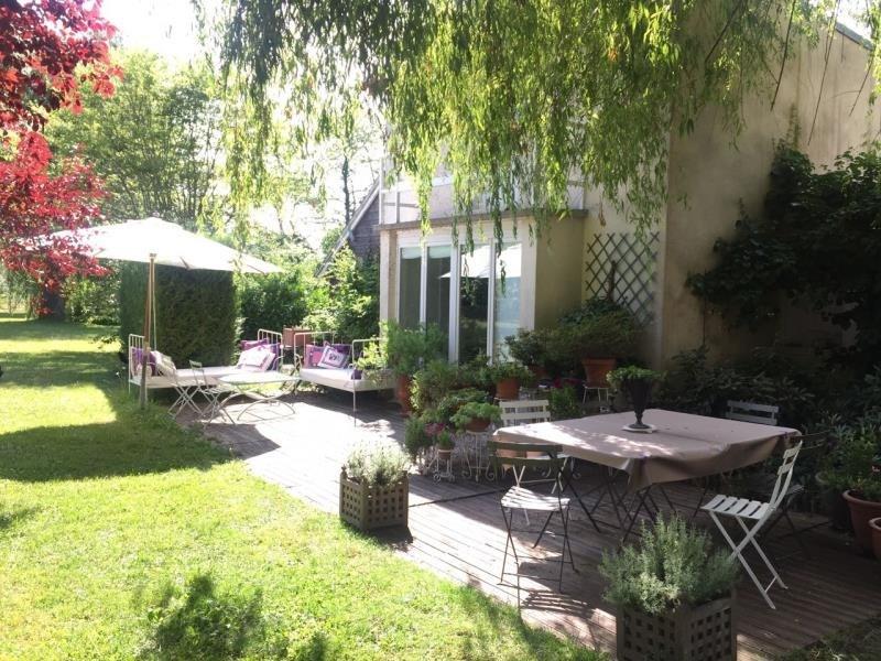 Venta de prestigio  casa Chaufour les bonnieres 650000€ - Fotografía 5