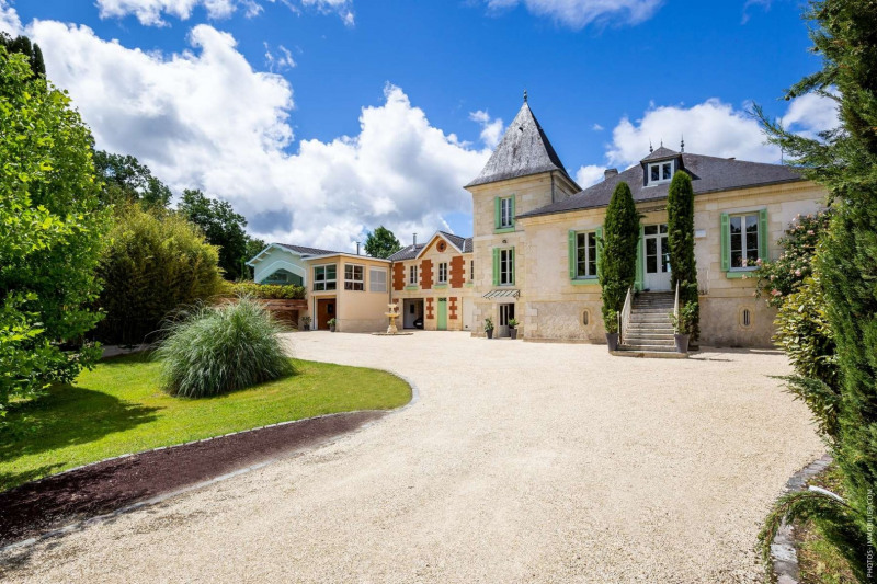 Vente de prestige maison / villa Bordeaux 1 298 000€ - Photo 1