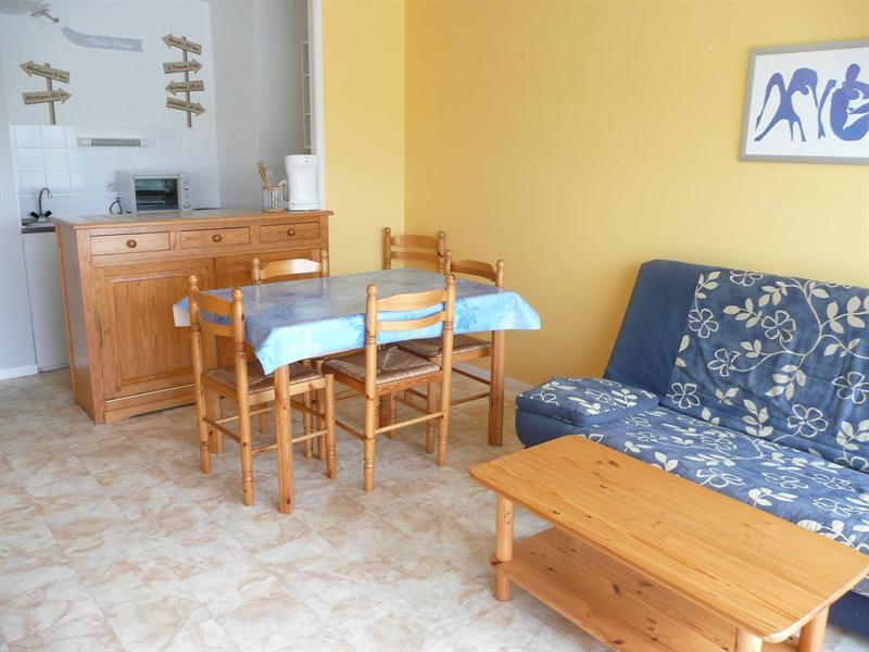 Vacation rental apartment Stella plage 187€ - Picture 1