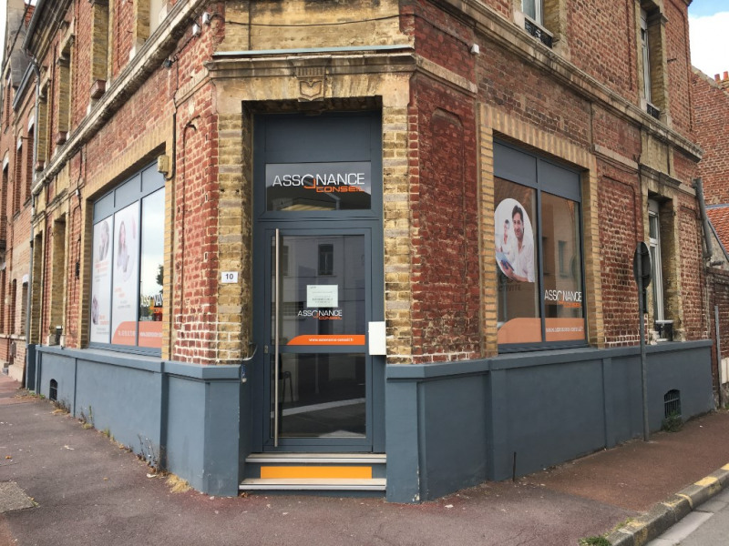 Location local commercial Saint omer 580€ CC - Photo 1