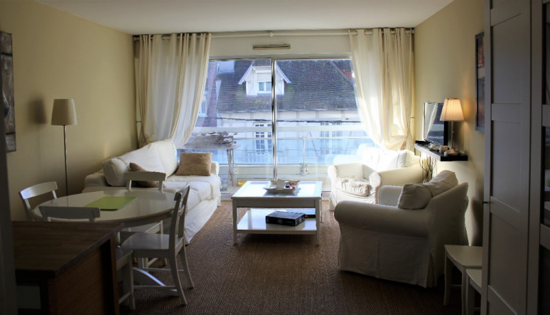 Verkoop  appartement Le touquet paris plage 222600€ - Foto 2